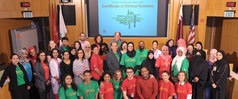 Plaudits for inaugural WCM-Q nutrition course